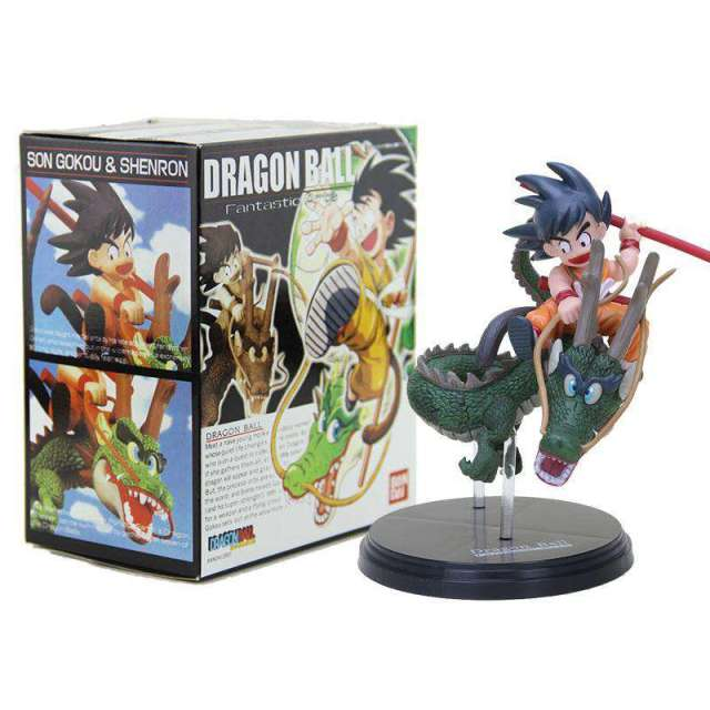 Figurine Dragon Ball Goku X Shenron