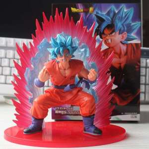 Figurine Dragon Ball Super Goku Kaioken