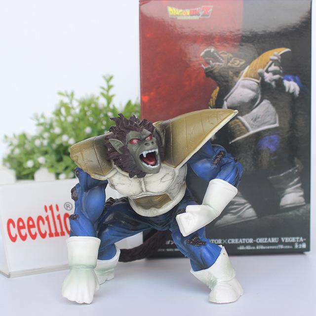 Figurine Dragon Ball Z Vegeta Oozaru