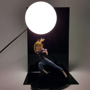 Lampe Dragon Ball Z C18