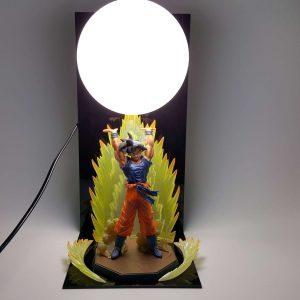 Lampe Dragon Ball Z Goku Genkidama