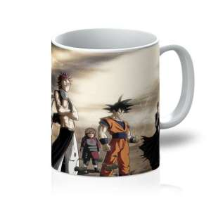 Mug Animes Power Team