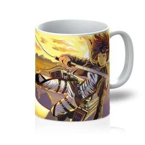 Mug Attack On Titans