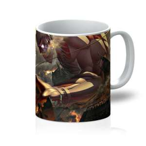 Mug Attack On Titans