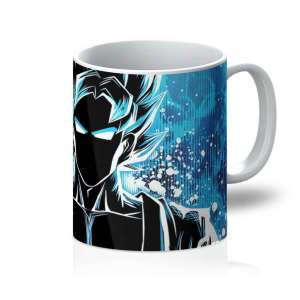 Mug Dragon Ball Super Goku SSJ Blue God