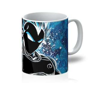 Mug Dragon Ball Super Vegeta SSJ Blue God
