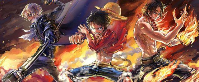 Mug One Piece Brothers