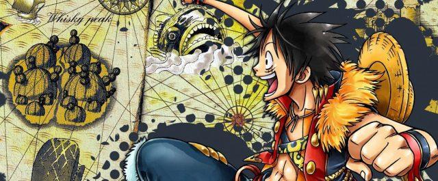 Mug One Piece Luffy