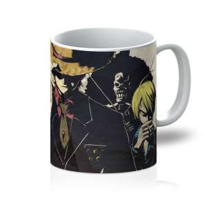 Mug One Piece Strong World
