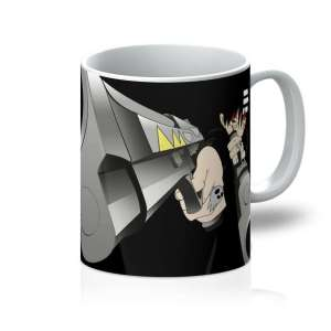 Mug Soul Eater Death The Kid