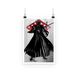 Poster Bleach Captain Zaraki Kenpachi