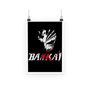 Poster Bleach Ichigo Bankai