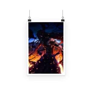 Poster Bleach Ichigo Mugetsu