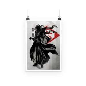 Poster Bleach Kuchiki Byakuya