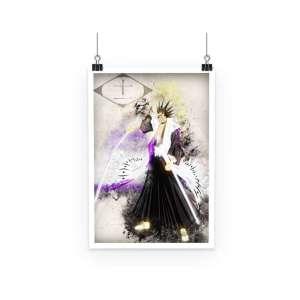Poster Bleach Zaraki Kenpachi