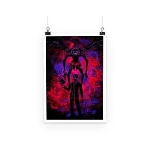 Poster Death Note Ryuku X Light