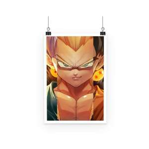 Poster Dragon Ball Z Gotenks