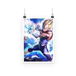 Poster Dragon Ball Z Vegeta Super Saiyan