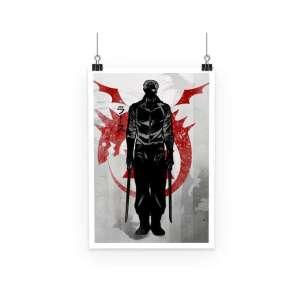 Poster Full Metal Alchemist Bradley