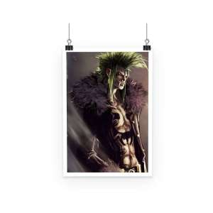 Poster One Piece Bartolomeo