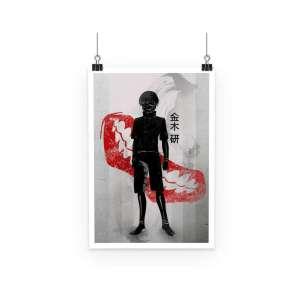 Poster Tokyo Ghoul Kaneki