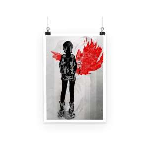 Poster Tokyo Ghoul Touka