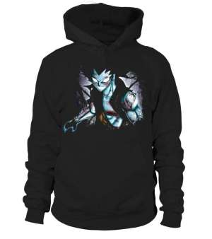 Pull à capuche Fairy Tail Dark Gajeel