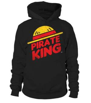 Pull à capuche One Piece Pirate King
