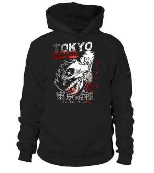 Pull à capuche Tokyo Ghoul Insane Kaneki