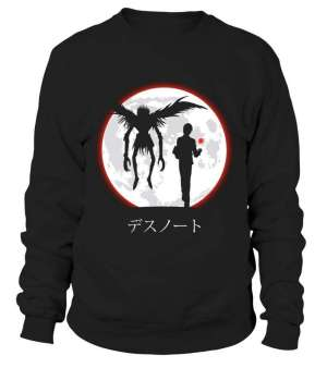 Sweat Classique Death Note Light X Ryuku Moon