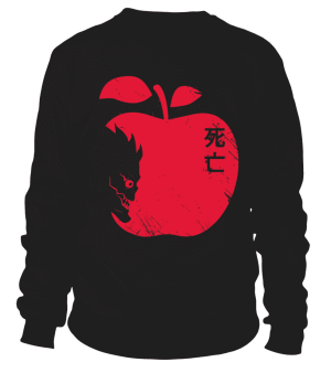 Sweat Classique Death Note Ryuku Apple