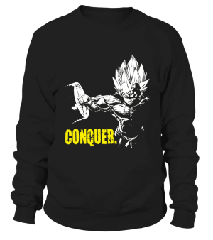 Sweat Classique Dragon Ball Z Vegeta Conquer