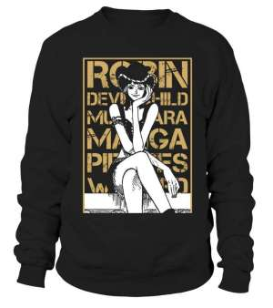 Sweat Classique One Piece Robin Wanted