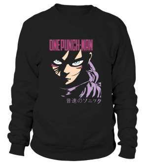 Sweat Classique One Punch Man Sonic