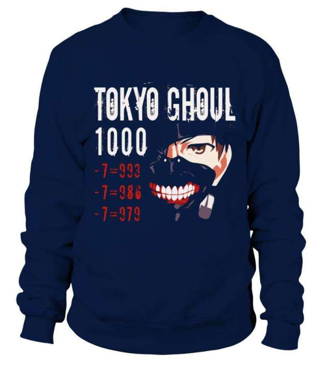 Sweat Classique Tokyo Ghoul 1000-7
