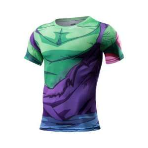 T Shirt 3D All Over Dragon Ball Z Piccolo Damaged