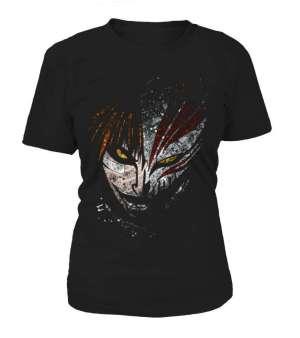 T Shirt Femme Bleach Ichigo Vs Hollow 2
