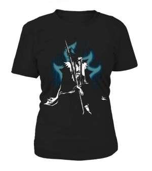T Shirt Femme Bleach Zaraki Power