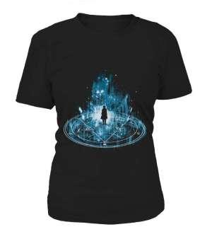 T Shirt Femme Full Metal Alchemist Seal