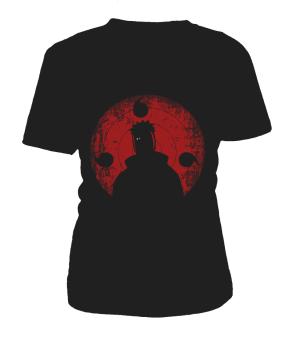 T Shirt Femme Naruto Obito Jutsu