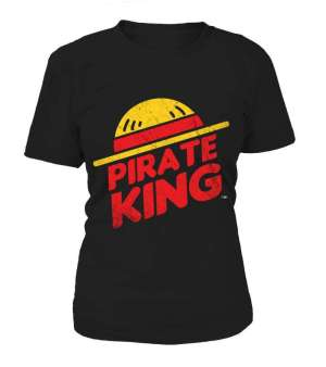 T Shirt Femme One Piece Pirate King