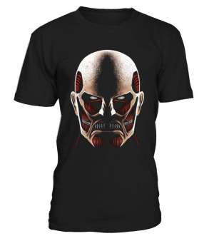 T Shirt Attack On Titans Colossal Titan