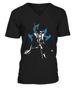 T Shirt Bleach Zaraki Power