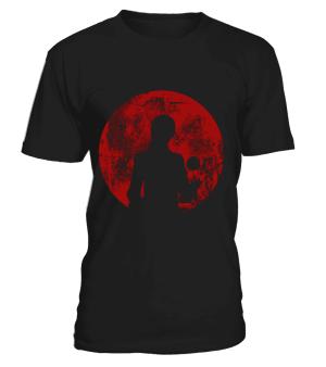 T Shirt Death Note Light Moon