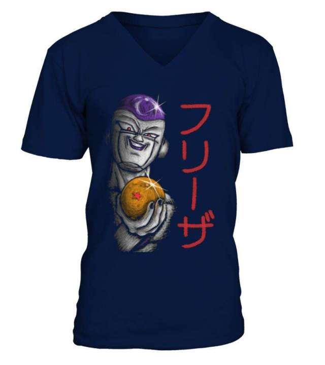 T Shirt Dragon ball Z Freeza
