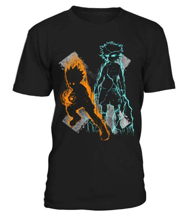 T Shirt Hunter X Hunter Gon X Kirua