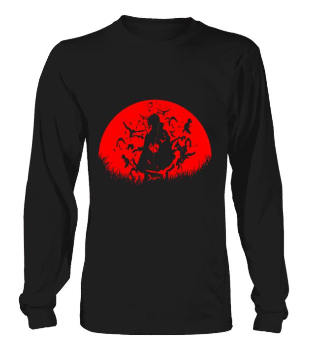 T Shirt Naruto Itchi Moon