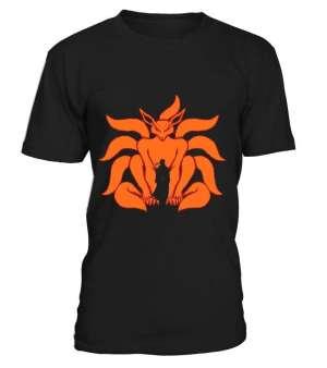 T Shirt Naruto X Kyubi