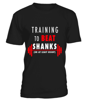 T Shirt One Piece Training To Beat Shanks