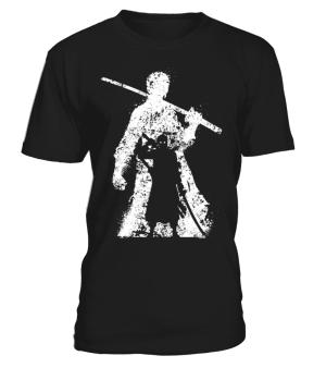 T Shirt One Piece Zoro Shadow